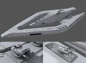 Eques-Klasse Leichte Fregatte 03