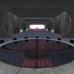 Anzat AnSec main Hanger