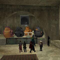 Mandalorians meet the Hutts