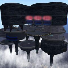 The New Anzat Spaceport