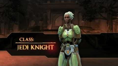 STAR WARS™ The Old Republic™ - Class Video - Jedi Knight