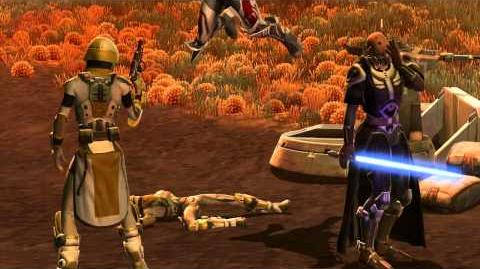 STAR WARS™ The Old Republic™ - Character Progression - Sith Warrior