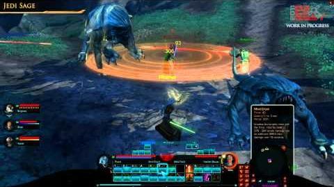 STAR WARS™ The Old Republic™ - PAX East 2011 - Taral V Dev Walkthrough