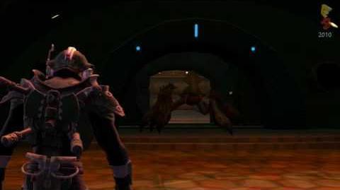 Star Wars The Old Republic E3 2010 Bounty Hunter Armour Progression video