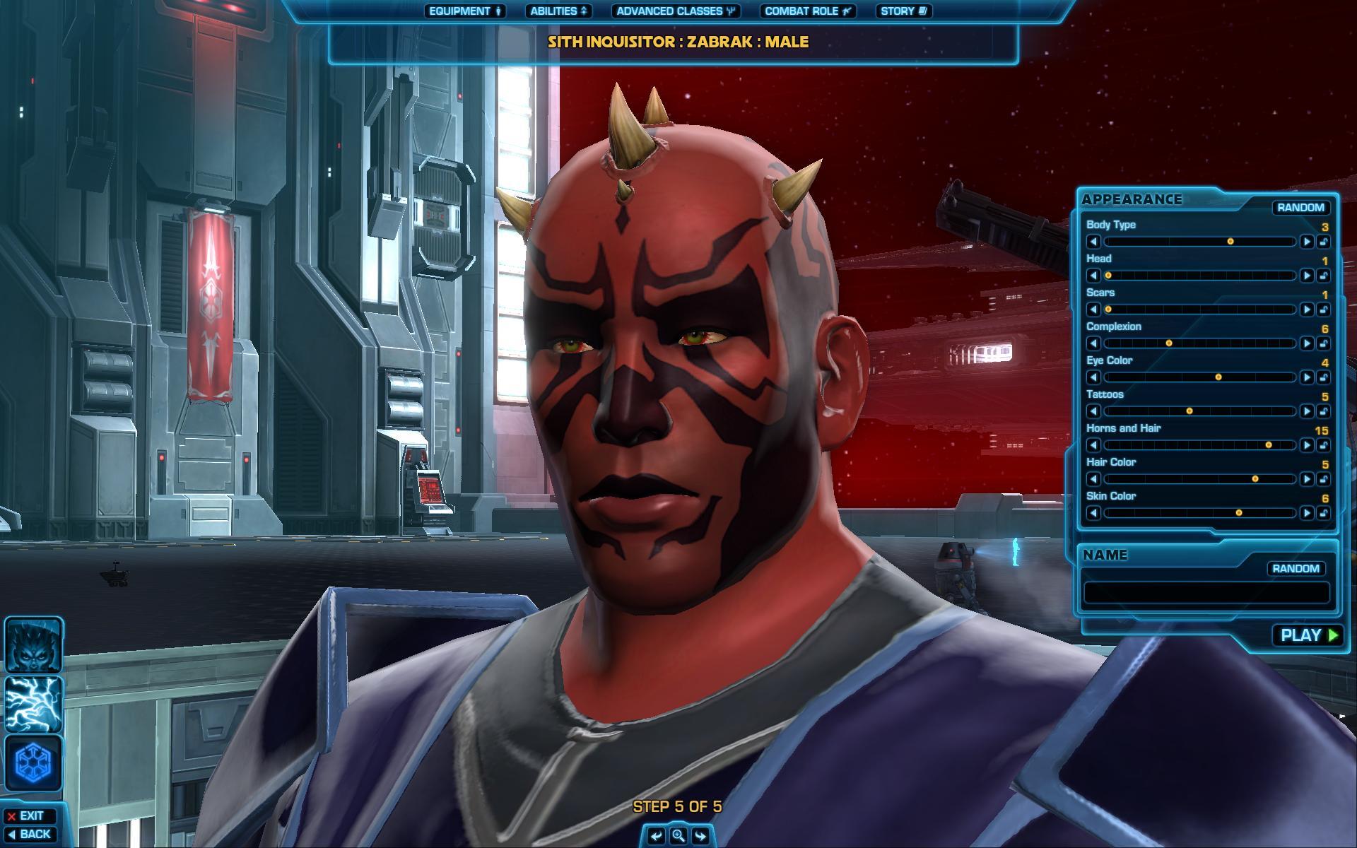 Image - SI-Zabrak.jpg | Star Wars: The Old Republic Wiki | Fandom ...