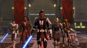 """STAR WARS The Old Republic – Knights of the Fallen Empire – """"Alliance"""" Gameplay Trailer"""