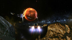 Galactic Starfighter PR Screen 02
