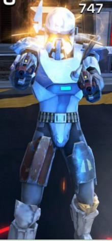 Jindo Krey's armor