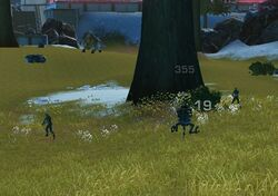Site Alpha Rist Forces