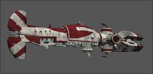 Praetorian frigate 109975 small