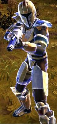 Mandalorian Hunter (Balmorra)