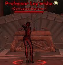 Professor ley'arsha