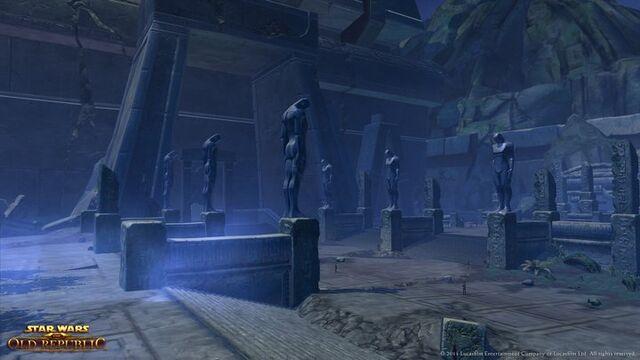 File:The Dark Temple is forbidden ground on Dromund Kaas.jpg