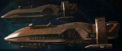 Mandalorian cruiser