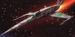 Star Saber XC-01 Starfighter