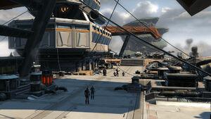 Storm Carrier (main deck)