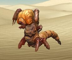 Ancient Sand Worm