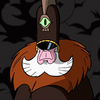 General Modula Character Portrait