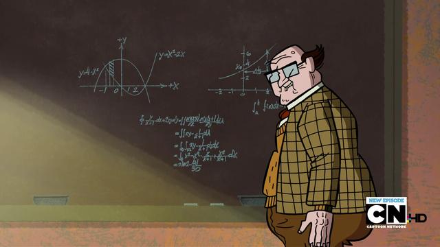 File:Mr. Bridgeman teaching calculus in Shaman of Fear.png