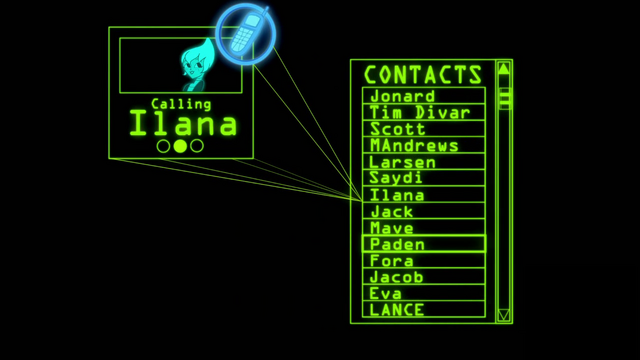 File:Tim Divar in Octus' contact list in Shaman of Fear.png