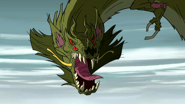File:Dragon Creature in Disenfranchised 01.png