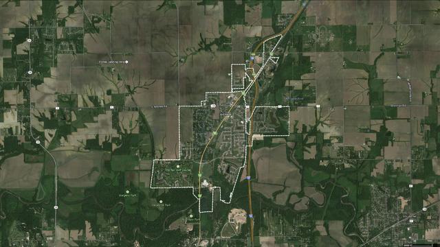 File:Sherman, Illinois Google Maps.png