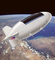 High Altitude Airship