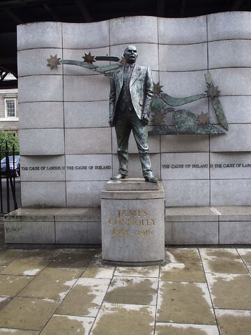File:James Connolly - Dublin statue.jpg
