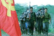 Battle of Macalangit - NPA guerrillas