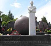 Grave Nikolay Amosov