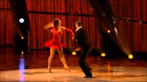 SYTYCD Season 10 - Top 18 Perform - Jenna and Tucker