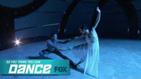 Makenzie & Paul Winners Chosen SO YOU THINK YOU CAN DANCE FOX BROADCASTING