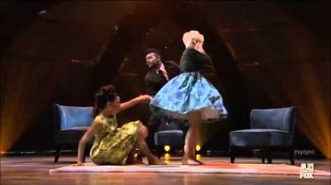 So You Think You Can Dance Season 10 - Meet The Top 20 - Carlos, Hayley, Malece