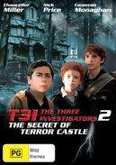 Terror Castle DVD Australia