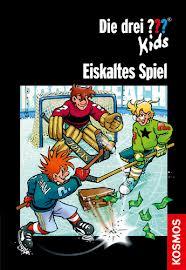 Cover - Eiskaltes Spiel