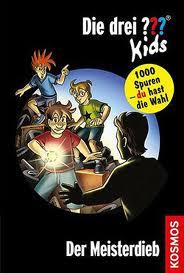 Cover - Der Meisterdieb