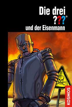 Der eisenmann drei??? cover