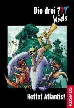 Cover - Rettet Atlantis