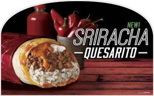 Taco-Bell-Sriracha-Quesarito-promo-photo