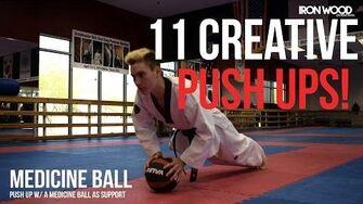 11 Creative Push Up Exercises-0
