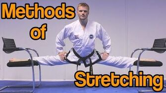 Methods of Stretching (Get High Kicks Splits) GNT