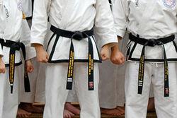 Rhee TKD Black Belts