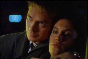 Michael Jardine and Gemma Normanton in Gingerbread
