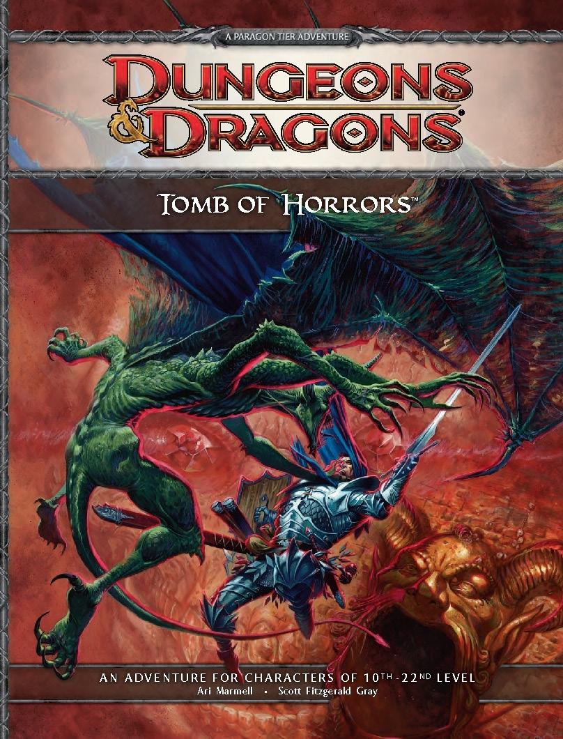 Tomb Of Horrors (adventure)