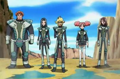 Dragon Assault Squad