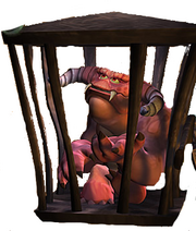 Caged Juju