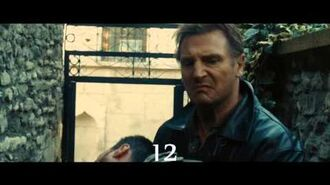 Taken 2 (2012) Killcount