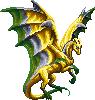 Tri-Colored Dragon (SP2013 male)
