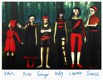 Red Girls (Photo)