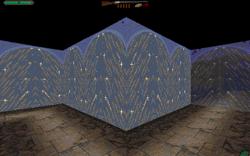 Tower Shimmering Corridor